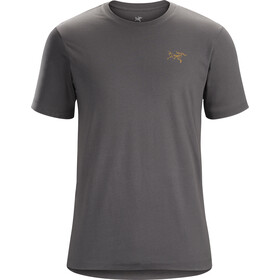 Arc'teryx A Squared Miehet Lyhythihainen paita , harmaa
